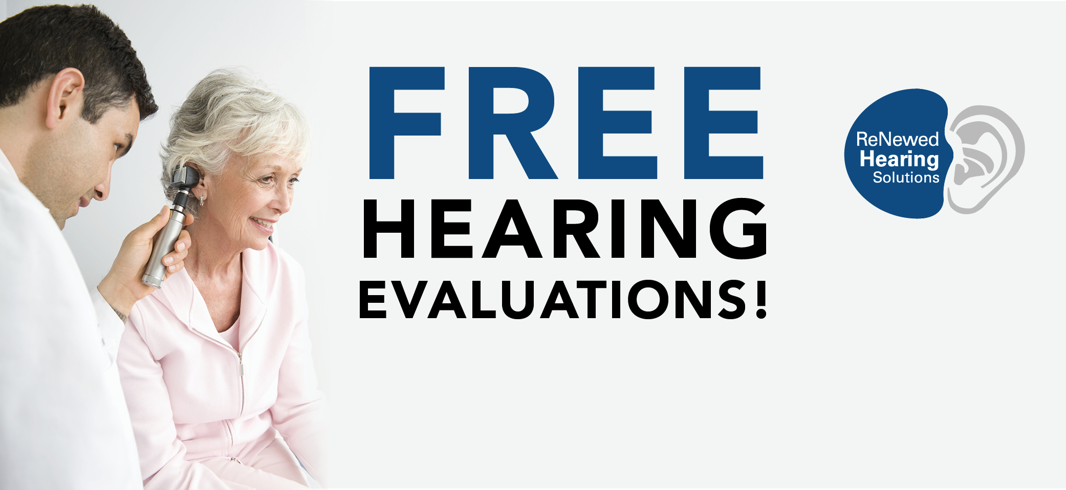 Free Hearing Evaluations in Hershey, Lancaster and Camp Hill, PA